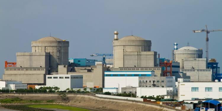 Nucléaire: fusion de deux géants chinois, naissance d'un mastodonte