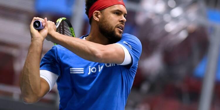Coupe Davis: Tsonga forfait face aux Pays-Bas, remplacé par Mannarino