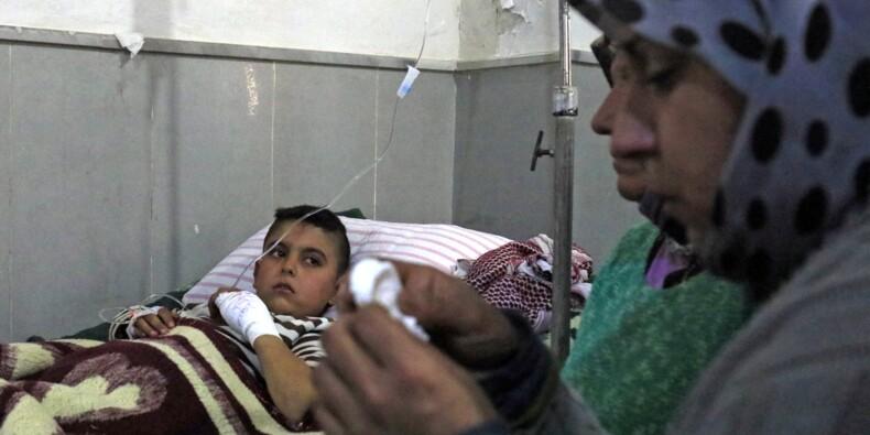 Syrie: l'offensive turque sur Afrine s'intensifie, des milliers de déplacés