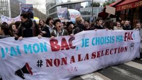 Faible mobilisation nationale contre les réformes de l'université et du bac