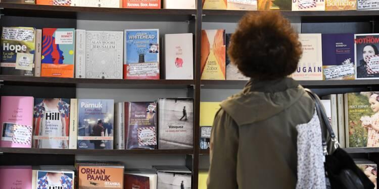 Année morose pour le livre français sauf la BD, selon une étude