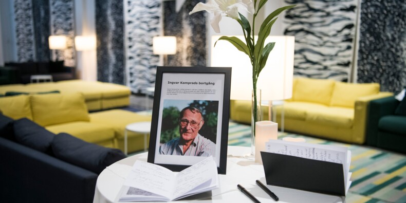 Ikea peut-il perdre le nord après la mort de Kamprad?