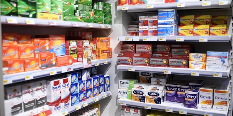 Le marché de l'automédication a reculé en 2017 selon les fabricants