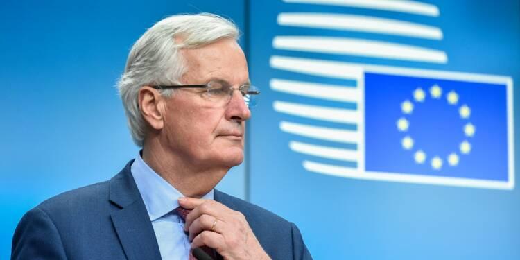 Michel Barnier à Londres lundi pour parler Brexit