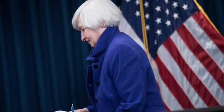 Fed: vers un passage de témoin sans-faute entre Janet Yellen et Jerome Powell