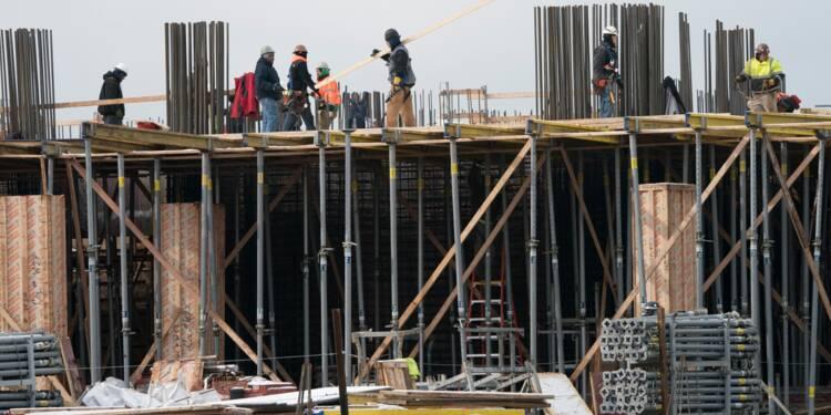 Etats-Unis: solides créations d'emplois en janvier, taux de chômage stable
