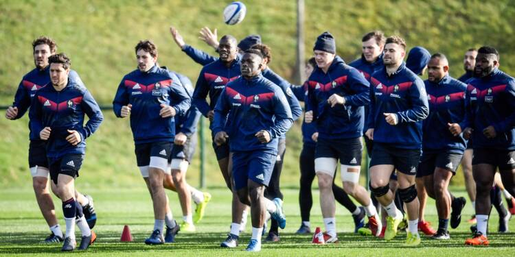 Six Nations: nouvel air pour le XV de France