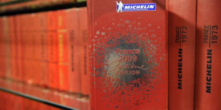 Les étoiles du guide Michelin dévoilées lundi