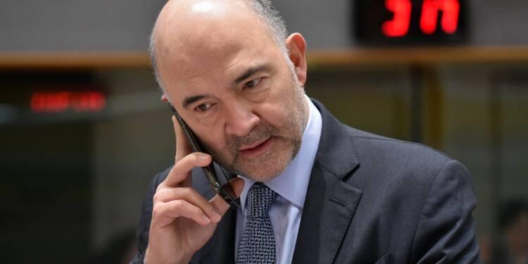 Moscovici: en mars, plan de réforme de la fiscalité des entreprises de l'internet