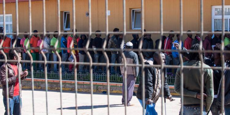 Seize cadavres de migrants répêchés en mer entre le Maroc et l'Espagne