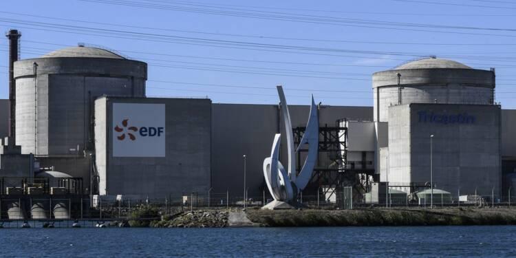 Nucléaire: un livre met en cause la sûreté des centrales françaises, EDF dément