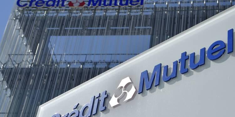 Crédit Mutuel: le gouvernement opposé à la création d'un nouveau groupe mutualiste