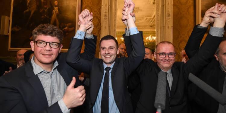 Législatives partielles: les candidats d'Emmanuel Macron battus par Les Républicains