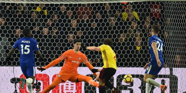 Angleterre - 26e journée: naufrage de Chelsea à Watford malgré l'entrée de Giroud