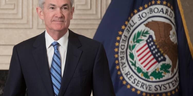 Le patron de la Fed assure que la hausse des taux va se poursuivre