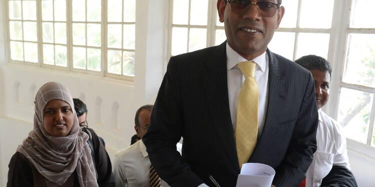 """Maldives: l'opposition demande l'aide de l'Inde et des États-Unis pour """"évincer"""" le président"""