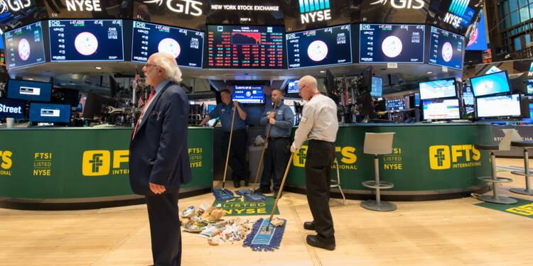 Wall Street reprend sa chute à l'ouverture