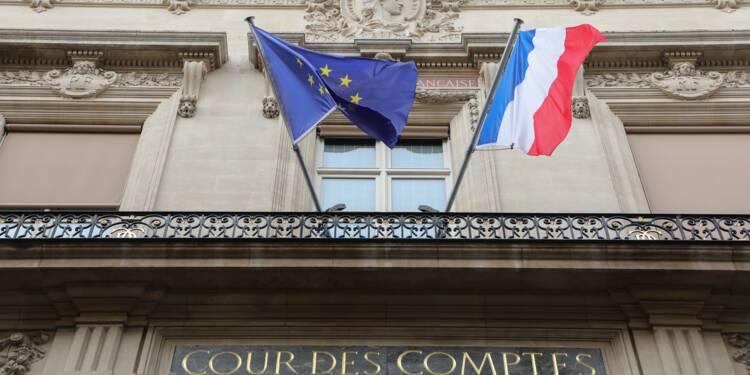 Réduction du déficit: la Cour des comptes met le gouvernement sous pression