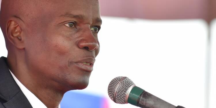 Haïti: en pleine crise socio-économique, le président fier de son bilan