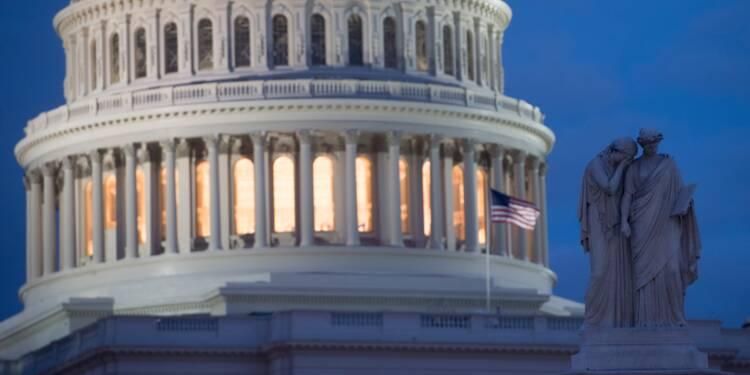 Compromis au Congrès pour une hausse du budget américain