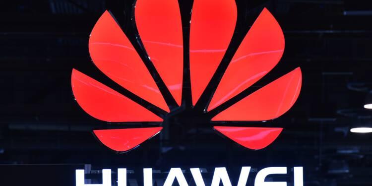 Télécoms: Huawei prêt à investir 3,4 milliards d'euros au Royaume-Uni