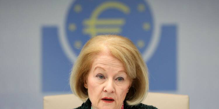 BCE: les banques doivent accélérer la réduction de leurs créances douteuses