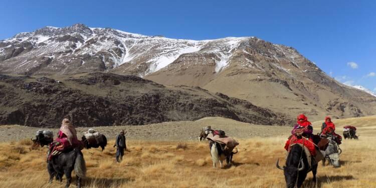 Coincés en Afghanistan, des nomades kirghizes rêvent de rentrer au pays