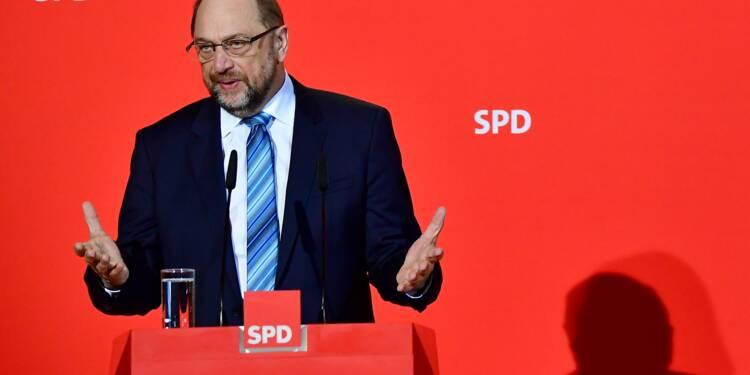 """Du sauveur au """"loser"""": Martin Schulz ou les promesses non tenues"""