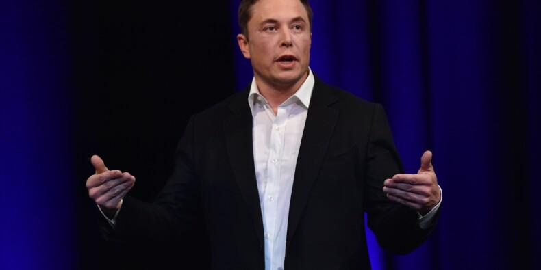Les éclats d'Elon Musk plombent l'action Tesla!