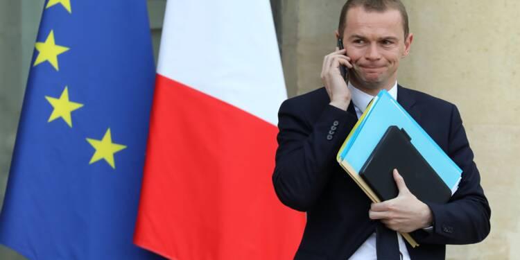 """La réduction de 120.000 postes de fonctionnaires """"n'est pas l'alpha et l'oméga"""" (Dussopt)"""
