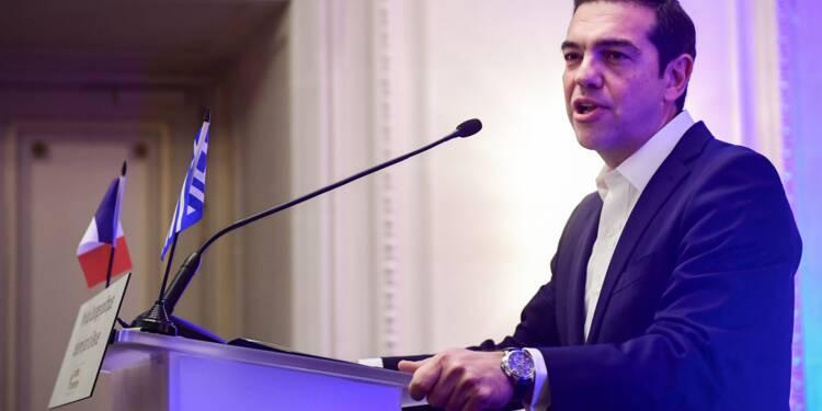 La Grèce a renoué avec la croissance en 2017, +1,4%, selon une 1ère estimation officielle