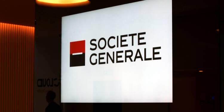 Société Générale signe une année 2017 en repli