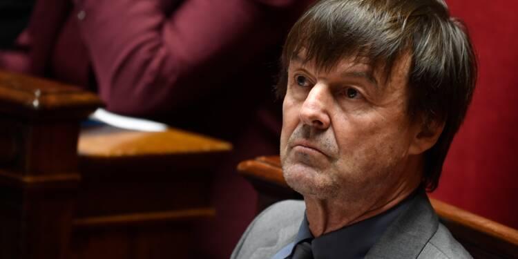 """Hulot: Pascale Mitterrand """"n'a jamais souhaité médiatiser l'affaire"""""""