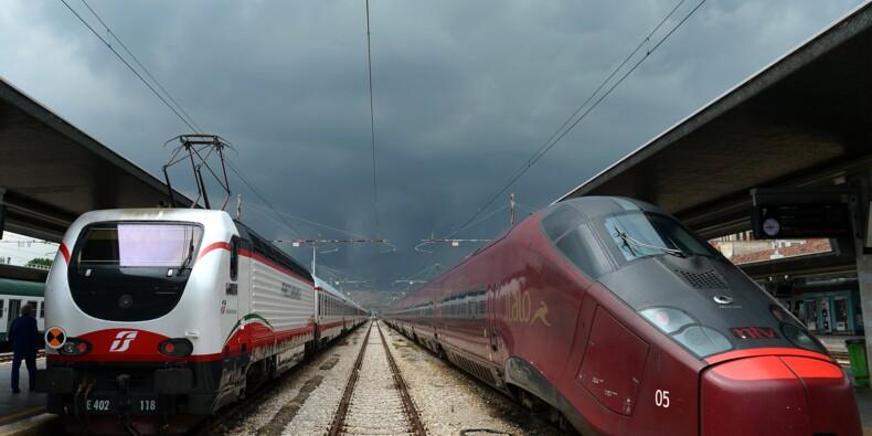Italo (trains) racheté par le fonds américain GIP pour 1,98 milliard d'euros
