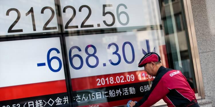Les Bourses européennes résistent après le plongeon des places asiatiques et de Wall Street