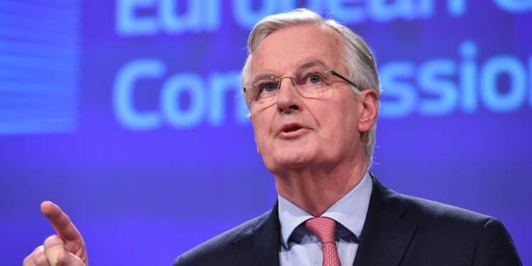 """Brexit : la période de transition n'est """"pas acquise"""", selon l'UE"""