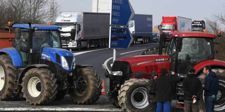 Zones défavorisées: fin des blocages d'agriculteurs dans l'Aude et l'Aveyron