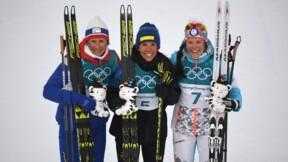 JO-2018: Björgen en argent dans sa quête de record au skiathlon