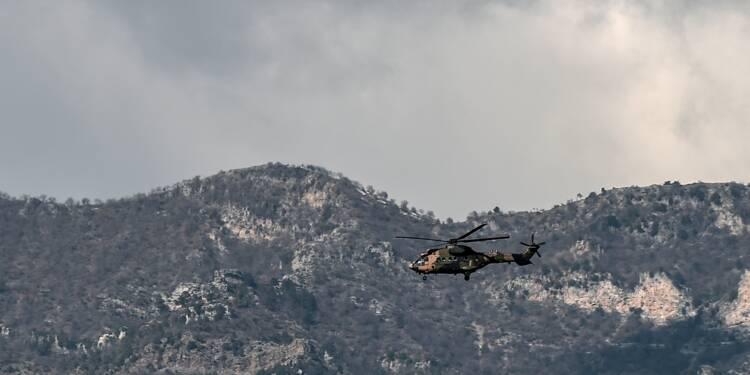 Un hélicoptère militaire turc abattu lors d'une opération en Syrie
