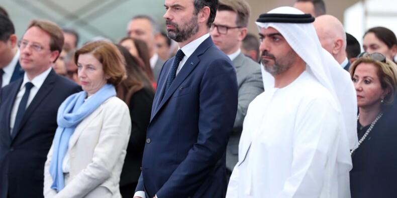 Edouard Philippe exhorte les Emirats arabes unis à investir plus en France