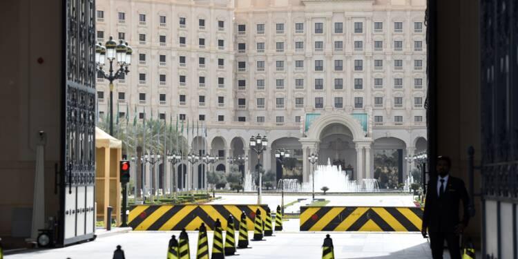 L'hôtel Ritz-Carlton de Ryad a rouvert ses portes