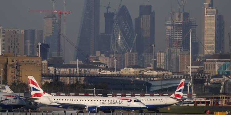 L'aéroport de Londres-City fermé après la découverte d'une bombe de la Seconde Guerre mondiale