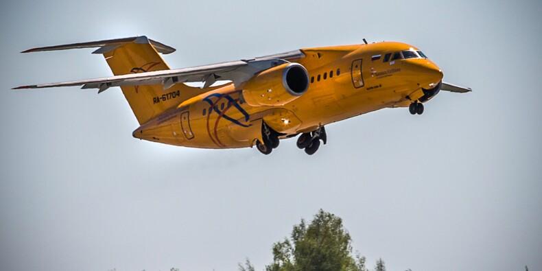 Russie: Saratov Airlines suspend l'exploitation de ses An-148 après le crash