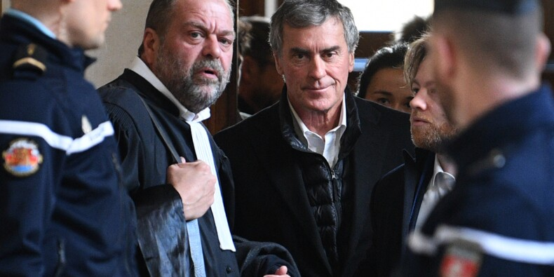 """A son procès en appel, Cahuzac convoque à nouveau Rocard et """"Birdie"""""""