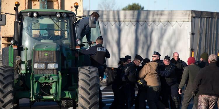 Zones défavorisées : mobilisation des agriculteurs du Loiret, du Cher et d'Indre-et-Loire