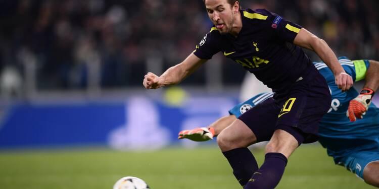 Ligue des champions: City écrase Bâle, Tottenham accroche la Juve