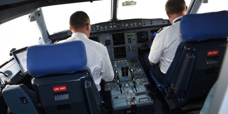 L'aviation civile a besoin de plus de 600.000 pilotes d'ici 2036