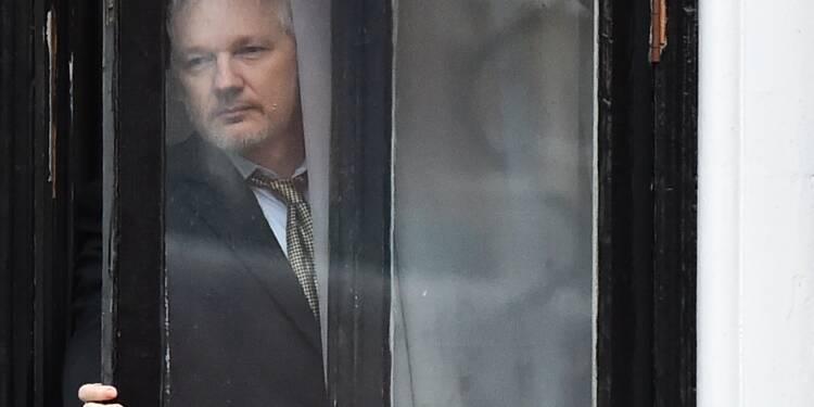 La justice britannique se penche sur une libération de Julian Assange
