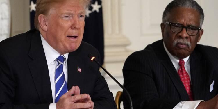 USA/infrastructures: Trump promet de l'argent mais les détails restent flous
