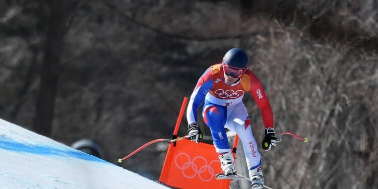 JO-2018: Pinturault et Hirscher idéalement placés avant le slalom